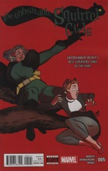 The Unbeatable Squirrel Girl #5
