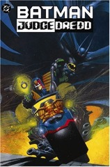 The Batman/Judge Dredd Files