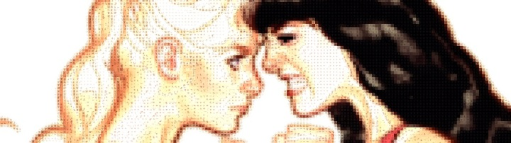betty veronica mosaic