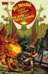 Big Trouble in Little China/Escape From New York #2