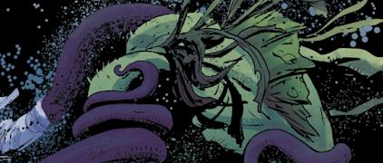 Tentacles vs. Sea Monsters.