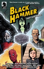 Black Hammer Giant-Sized Annual #1