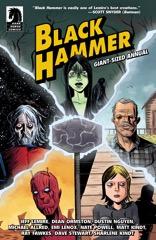 Black Hammer Giant-Sized Annual #1