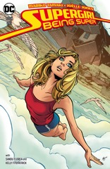 Supergirl: Being Super #1