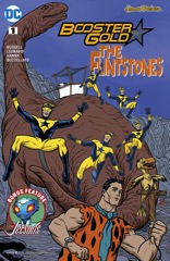Booster Gold/The Flintstones Special
