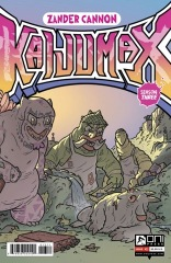 Kaijumax: Season Three #1