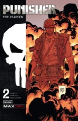 Punisher MAX: The Platoon #2