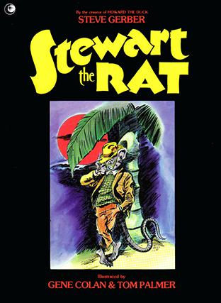 Stewart the rat