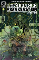 Sherlock Frankenstein and the Legion of Evil #2