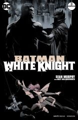 Batman: White Knight #3