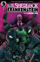 Sherlock Frankenstein and the Legion of Evil #3