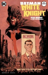 Batman: White Knight #4