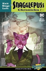 Exit Stage Left: The Snagglepuss Chronicles #2