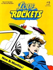 Love and Rockets #5