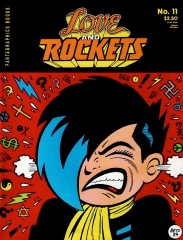 Love and Rockets #11
