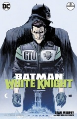 Batman: White Knight #8