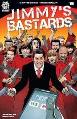 Jimmy's Bastards #8