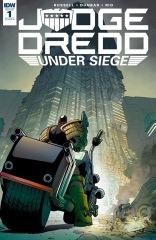 Judge Dredd: Under Siege #1