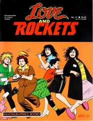 Love and Rockets #17
