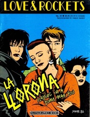 Love and Rockets #22
