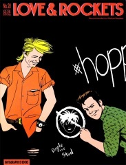 Love and Rockets #28