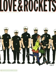 Love and Rockets #33