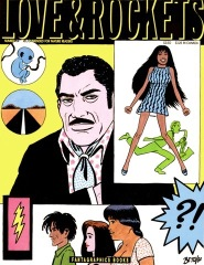 Love and Rockets #34