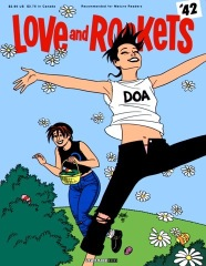 Love and Rockets #42