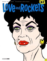 Love and Rockets #43