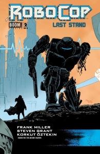 Robocop: Last Stand #2