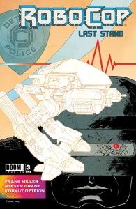Robocop: Last Stand #3