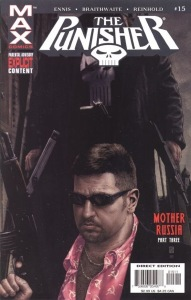 Punisher MAX #15