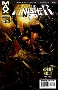Punisher MAX #16
