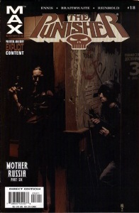 Punisher MAX #18
