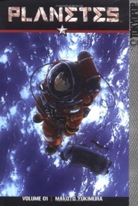 Planetes, Volume 1 cover