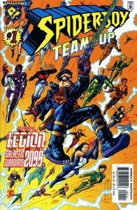Spider Boy Team Up  1997  1